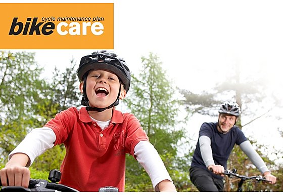 Halfords Kids Geared Bikes and BMX Care Plan - 1 Year