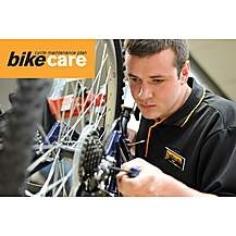 image of Halfords Premium Bike Care Plan - 1 Year