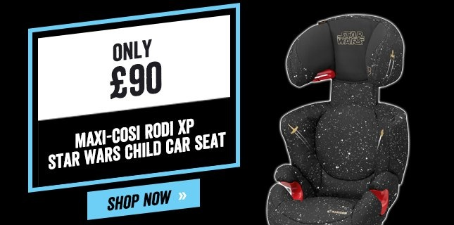 Maxi Cosi Star Wars Child Seat