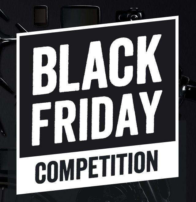 Answer the questions and fill in the form below to WIN up to £2000 of Black Friday goodies