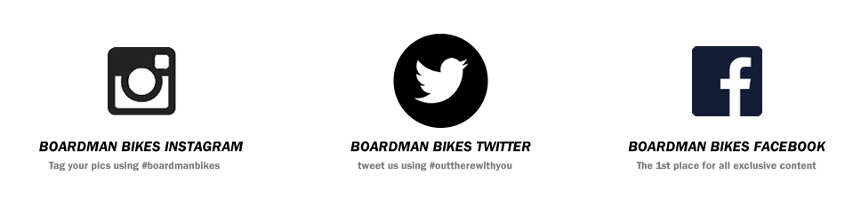 Boardman social / stay connected