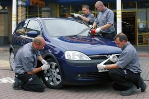 Halfords Car Repair Services