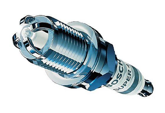 Bosch 504 Super 4 Spark Plug x4