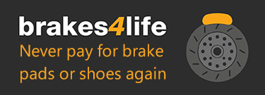 Brakes4Life - FREE Replacement Brake Pads or Shoes