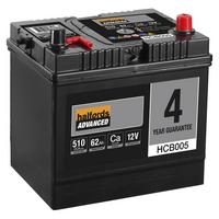 Halfords Calcium Battery HCB005