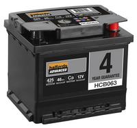Halfords Calcium Battery HCB063
