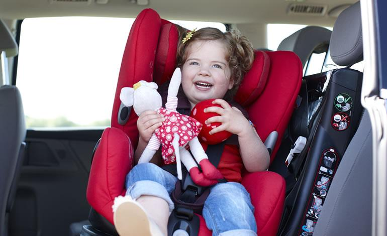 Car Seats & Travel Equipments