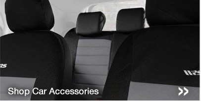 Shop car accessories