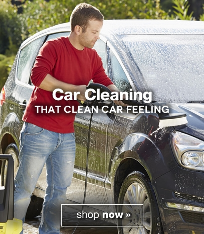 Car Cleaning - That clean car feeling