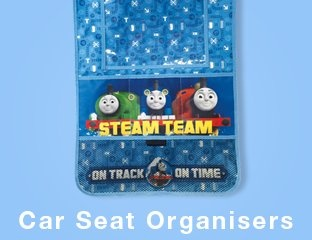 car seat organisers