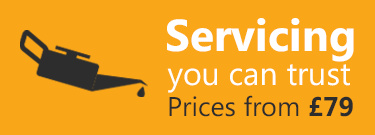 Servicing You Can Trust - Prices From £79