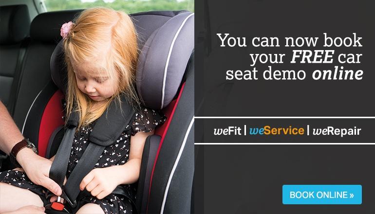 Car Seat Demo Online