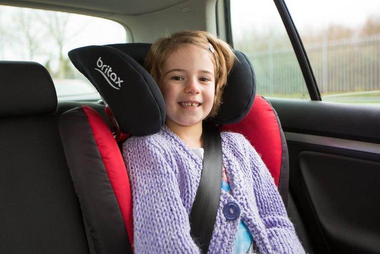 Image for Booster Seats: Advice & Legislation For Children From 15kg article
