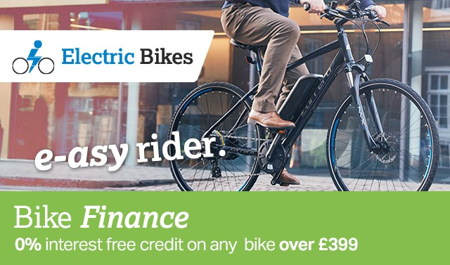 New Range of Electric Bikes Halfords
