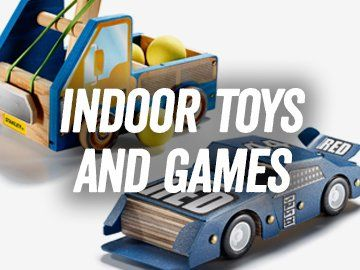 Indoor Toys And Games
