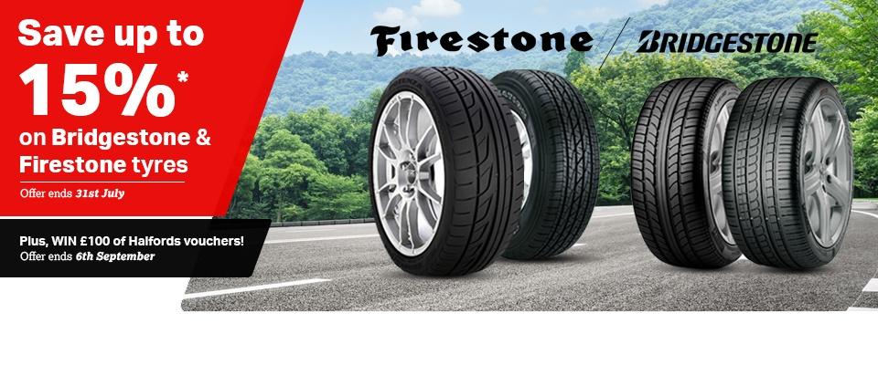 Firestone Bridgestone - 2017