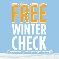 FREE Winter Check