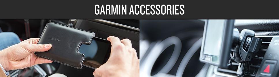 Garmin Accessories 2017