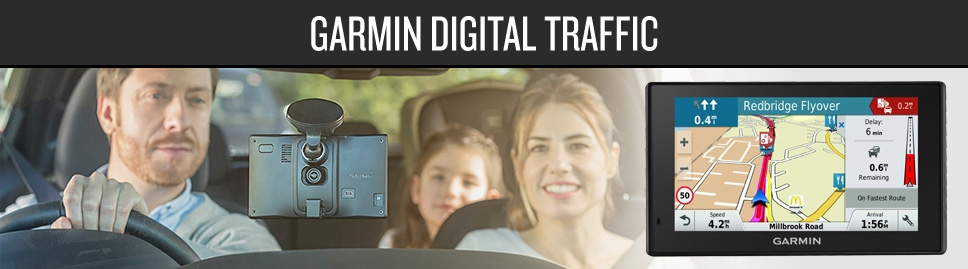 Garmin Digital Traffic 2017