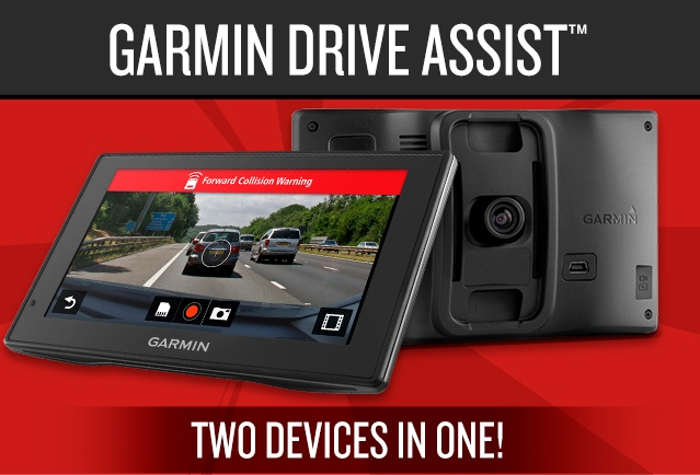Garmin Drive Assist 2017