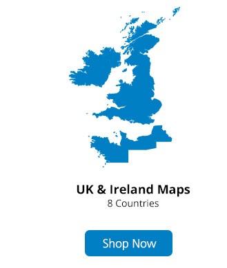 Garmin UK and Ireland Maps