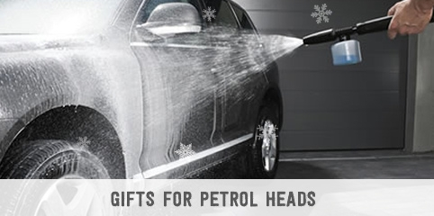 Gifts for petrol heads
