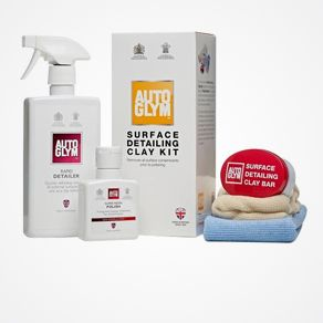 Clay Bars & Detailing Products