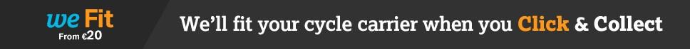 Bike Carrier Fitting
