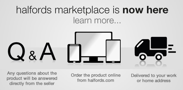 halfords marketplace is now here