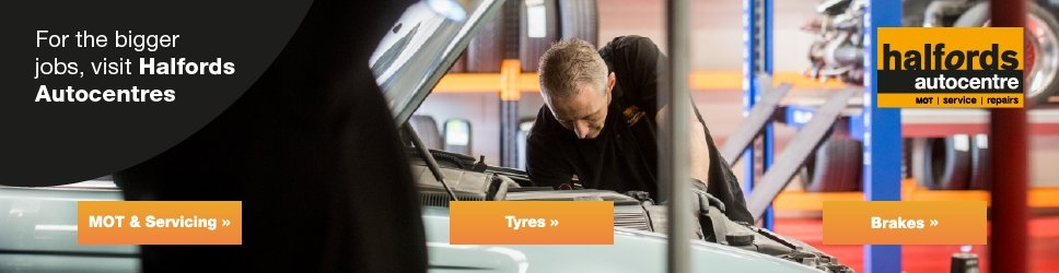 Halfords Autocentre - The Garage you can depend on