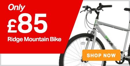 Ridge Mountain Bike