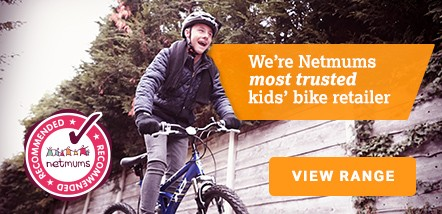 Netmums kids bikes