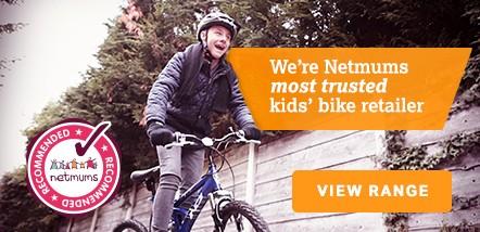 Netmums kids bikes