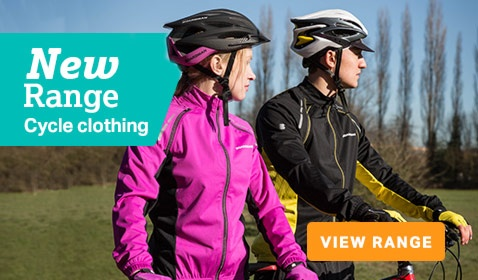 Halfords New Clothing Range