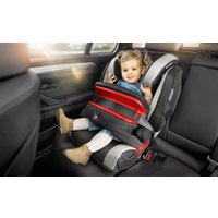 What is a car seat impact shield?