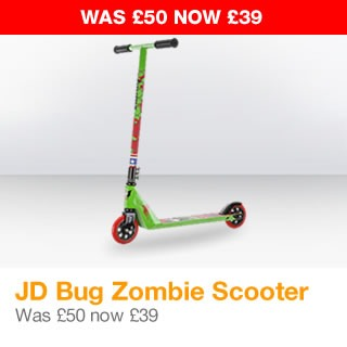 JD Bug Zombie Scooter