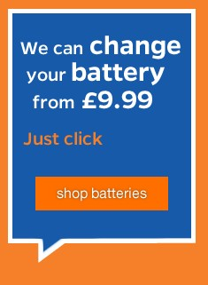 We can change your battery - Just Click