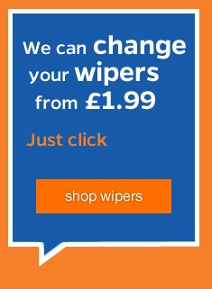 We can change your wipers - Just Click