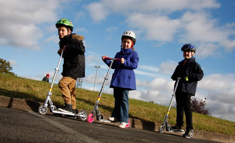 Image for Kids Scooters Buyers Guide article