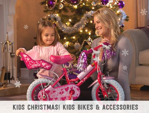 Kids Christmas! Kids Bikes & Accessories