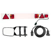 image of Ring Towing Lightboard and Mirror Bundle
