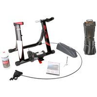 Elite Magnetic Force Trainer Pack & Halfords Essential Trainer Tyre bundle