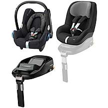 image of Maxi-Cosi Family Car Seat Bundle