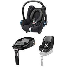 image of Maxi-Cosi Family Car Seat Bundle