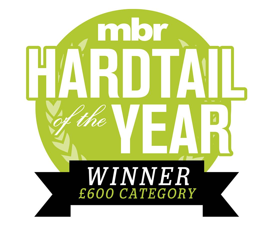 mbr hardtail of the year winner �600
