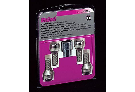 McGard Locking Wheel Bolts 27204SU