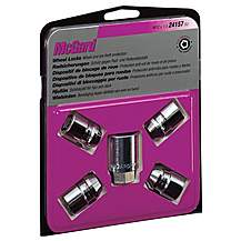 image of McGard Locking Wheel Nuts 24154SU