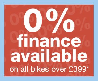 0% finance bikes