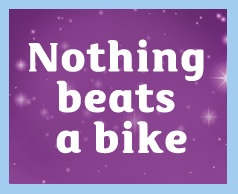 Halfords Nothing Beats a Bike