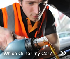 Which Oil for my Car?